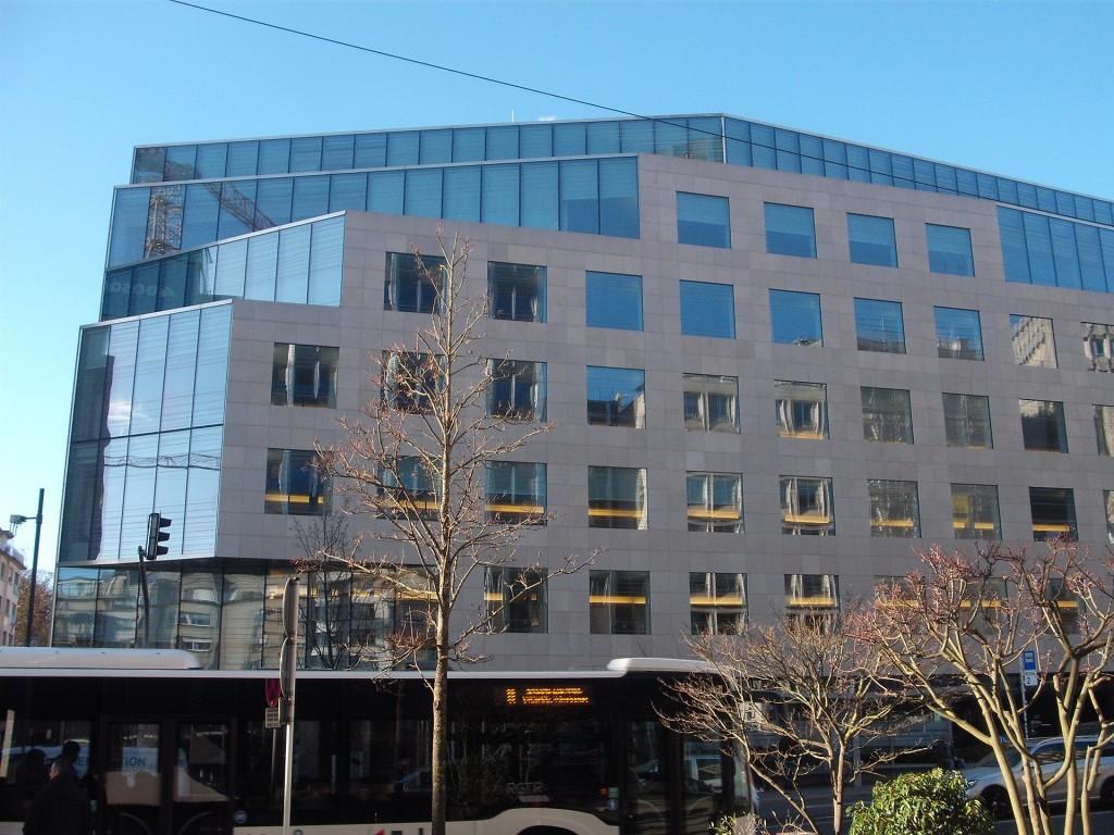 b timent administratif banque de luxembourg 14a boulevard royal luxconsult. Black Bedroom Furniture Sets. Home Design Ideas