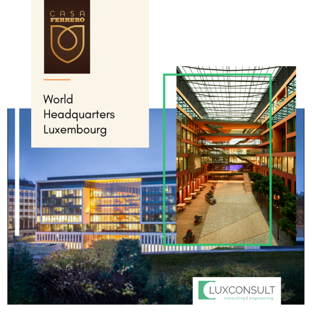 Ferrero worldheadquarters
